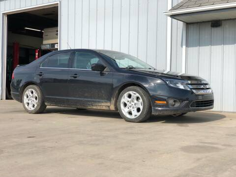 2011 Ford Fusion for sale at BERG AUTO MALL & TRUCKING INC in Beresford SD