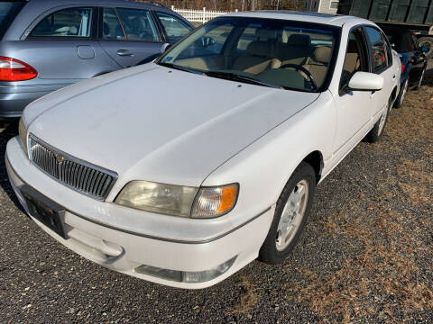 1998 Infiniti I30 for sale at SODA MOTORS AUTO SALES LLC in Newport RI