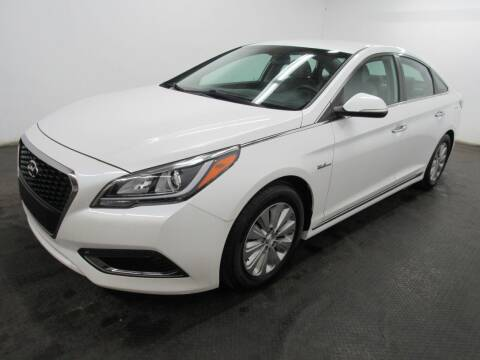 2016 Hyundai Sonata Hybrid for sale at Automotive Connection in Fairfield OH
