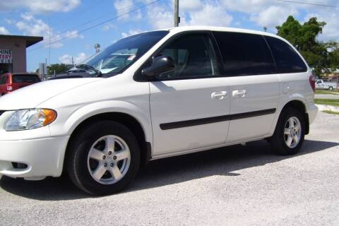 2006 Dodge Caravan for sale at buzzell Truck & Equipment in Orlando FL
