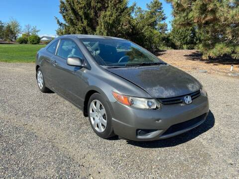 2007 Honda Civic for sale at Clarkston Auto Sales in Clarkston WA