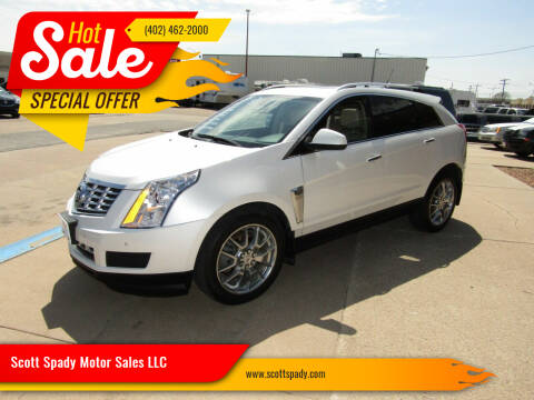 2013 Cadillac SRX for sale at Scott Spady Motor Sales LLC in Hastings NE