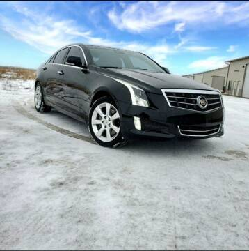 2013 Cadillac ATS for sale at Born Again Auto's in Sioux Falls SD