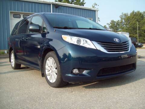 2011 Toyota Sienna for sale at Frank Coffey in Milford NH