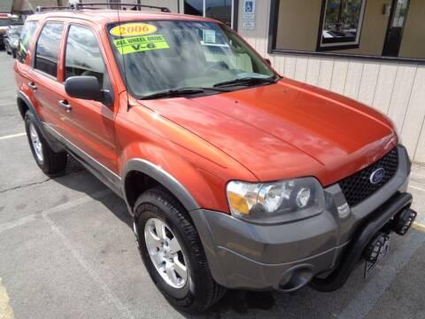 2006 Ford Escape for sale at BBL Auto Sales in Yakima WA