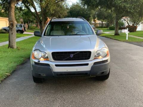 2003 Volvo XC90 for sale at UNITED AUTO BROKERS in Hollywood FL