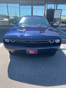 2015 Dodge Challenger for sale at Greenville Motor Company in Greenville NC