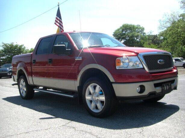 2007 Ford F-150 for sale at Manquen Automotive in Simpsonville SC