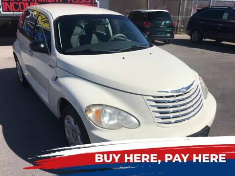 2006 Chrysler PT Cruiser for sale at Rock Star Auto Sales in Las Vegas NV