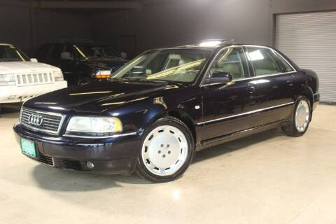 2001 Audi A8 L for sale at AUTOLEGENDS in Stow OH