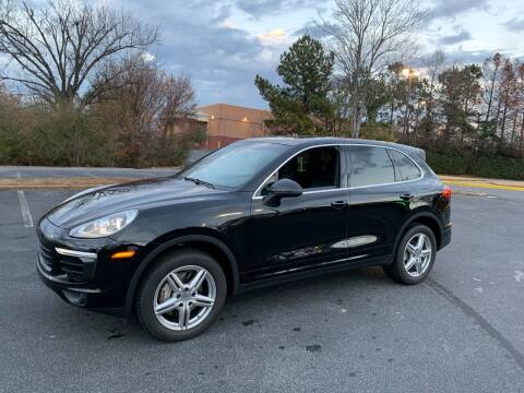 2015 Porsche Cayenne for sale at SMZ Auto Import in Roswell GA