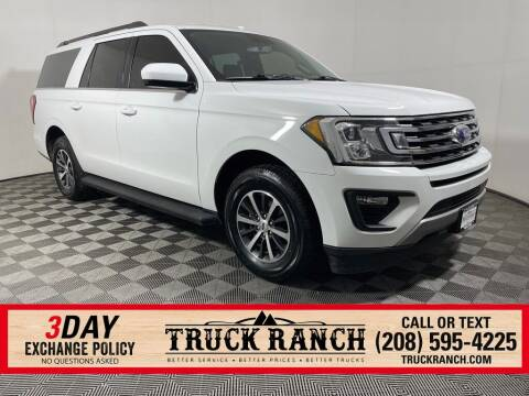 2019 Ford Expedition MAX for sale at Truck Ranch in Twin Falls ID