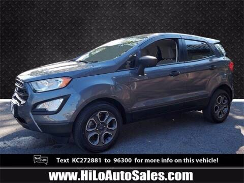2019 Ford EcoSport for sale at Hi-Lo Auto Sales in Frederick MD