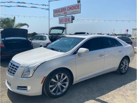 2013 Cadillac XTS for sale at Dealers Choice Inc in Farmersville CA