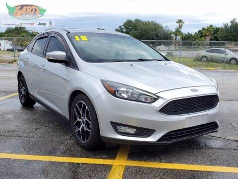 2018 Ford Focus for sale at GATOR'S IMPORT SUPERSTORE in Melbourne FL