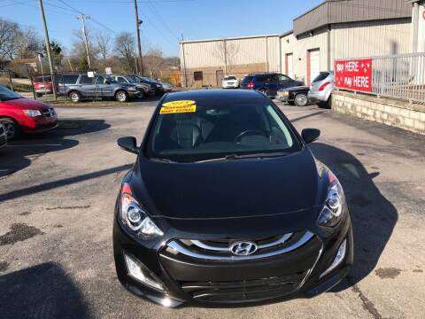 2015 Hyundai Elantra GT for sale at Mitchell Motor Company in Madison TN