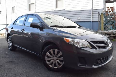 2012 Toyota Corolla for sale at VNC Inc in Paterson NJ