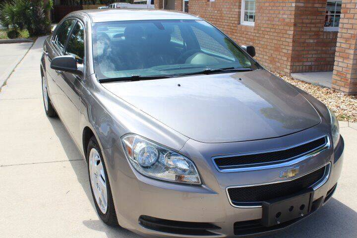 2010 Chevrolet Malibu for sale at MITCHELL AUTO ACQUISITION INC. in Edgewater FL