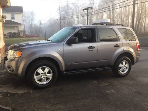 2008 Ford Escape for sale at ROBERT MOTORCARS in Woodbury CT