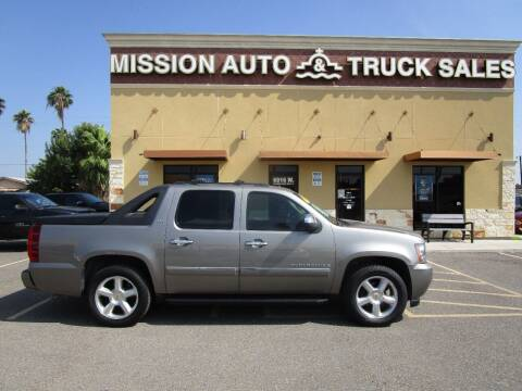 2009 Chevrolet Avalanche for sale at Mission Auto & Truck Sales, Inc. in Mission TX