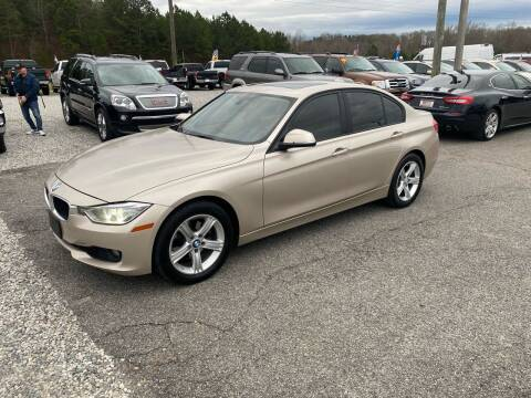 2013 BMW 3 Series for sale at Billy Ballew Motorsports in Dawsonville GA