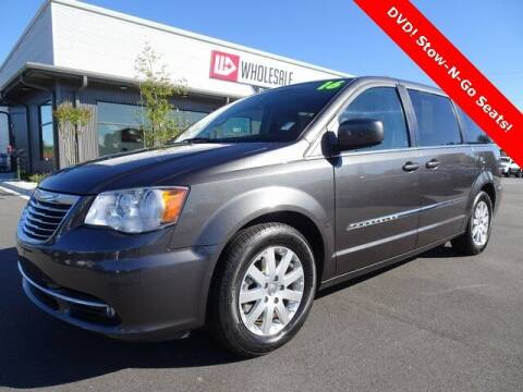 2016 Chrysler Town and Country for sale at Wholesale Direct in Wilmington NC