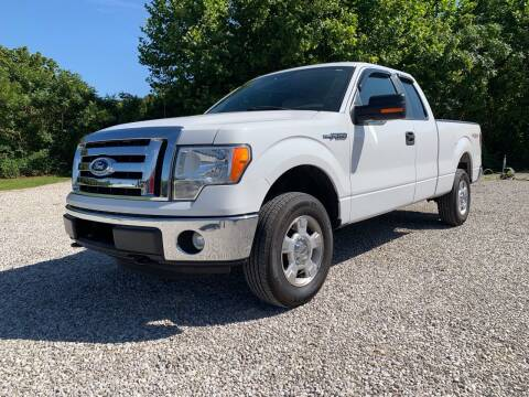 2011 Ford F-150 for sale at 64 Auto Sales in Georgetown IN
