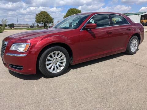 2014 Chrysler 300 for sale at McClain Auto Mall in Rochelle IL