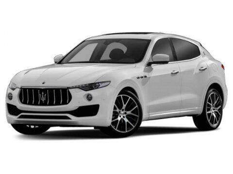 2019 Maserati Levante for sale at Auto Finance of Raleigh in Raleigh NC