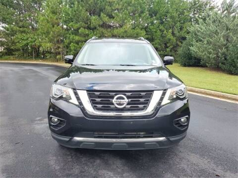 2017 Nissan Pathfinder for sale at Southern Auto Solutions - Lou Sobh Honda in Marietta GA