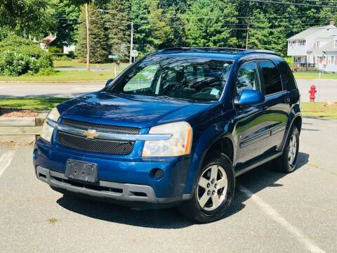 2008 Chevrolet Equinox for sale at Pak Auto Corp in Schenectady NY