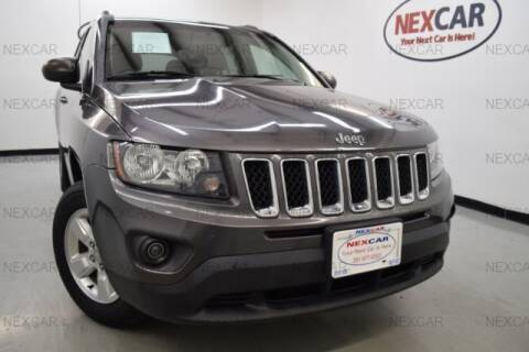 2015 Jeep Compass for sale at Houston Auto Loan Center in Spring TX