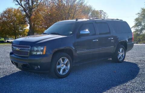 2011 Chevrolet Suburban for sale at Dealz on Wheelz in Ewing KY