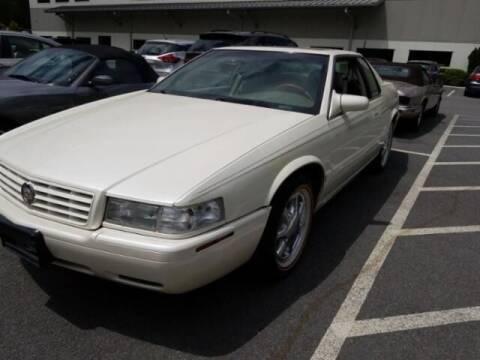2001 Cadillac Eldorado for sale at Cj king of car loans/JJ's Best Auto Sales in Troy MI