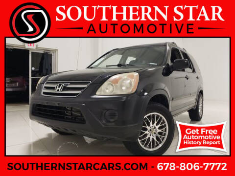 2006 Honda CR-V for sale at Southern Star Automotive, Inc. in Duluth GA