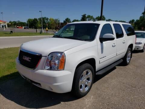 2010 GMC Yukon XL for sale at CFN Auto Sales in West Fargo ND