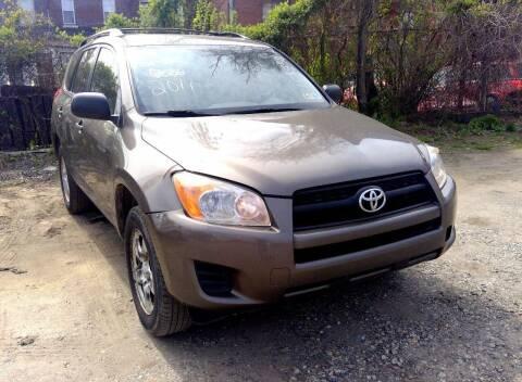 2011 Toyota RAV4 for sale at Philadelphia Public Auto Auction in Philadelphia PA