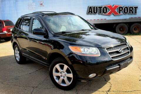 2007 Hyundai Santa Fe for sale at Autoxport in Newport News VA