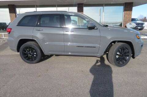 2021 Jeep Grand Cherokee for sale at DAKOTA CHRYSLER CENTER in Wahpeton ND