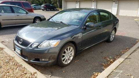 2006 Lexus GS 300 for sale at Capital Fleet  & Remarketing  Auto Finance in Columbia Heights MN