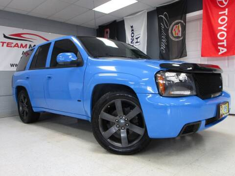 2009 Chevrolet TrailBlazer for sale at TEAM MOTORS LLC in East Dundee IL