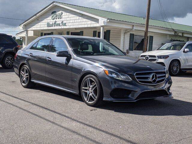 2014 Mercedes-Benz E-Class for sale at Best Used Cars Inc in Mount Olive NC