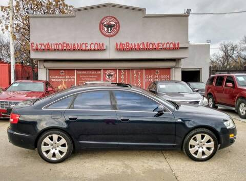 2007 Audi A6 for sale at Eazy Auto Finance in Dallas TX