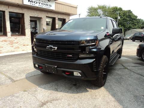 2020 Chevrolet Silverado 1500 for sale at Indy Star Motors in Indianapolis IN