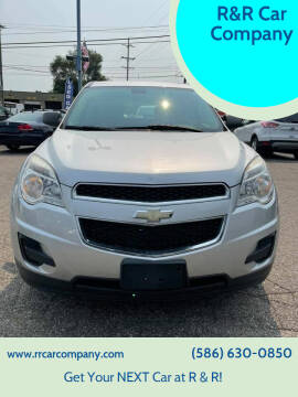2010 Chevrolet Equinox for sale at R&R Car Company in Mount Clemens MI