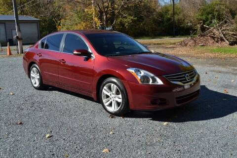 2012 Nissan Altima for sale at Victory Auto Sales in Randleman NC