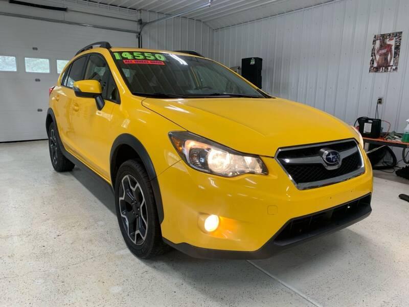 2015 Subaru XV Crosstrek for sale at SMS Motorsports LLC in Cortland NY