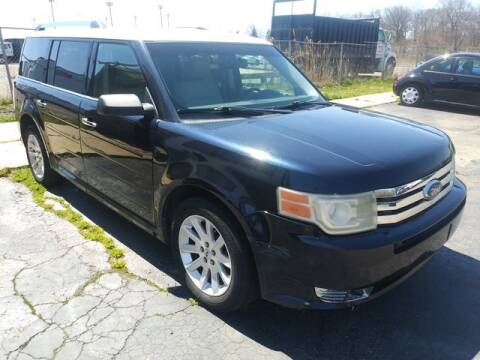 2009 Ford Flex for sale at Great Lakes Auto Superstore in Waterford Township MI