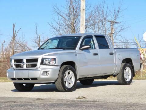 2011 RAM Dakota for sale at Tonys Pre Owned Auto Sales in Kokomo IN