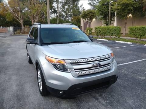 2013 Ford Explorer for sale at Best Price Car Dealer in Hallandale Beach FL